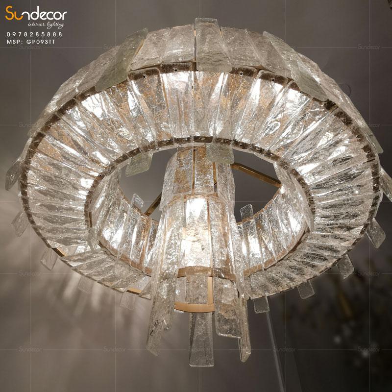 Đèn Chùm Đồng Cổ Điển N2053-15