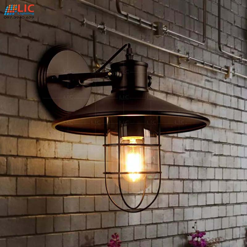 Đèn Trang Trí Gắn Tường PN04-T