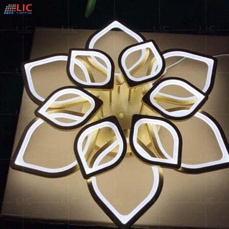 Đèn Mâm Ốp Trần Mica Led TT3
