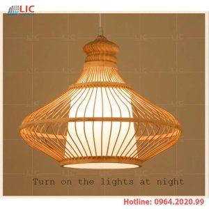 Đèn Tre Thả Trang Trí MT230