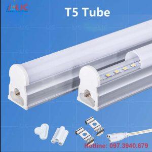 Đèn Tuýp Led T5 Chuyên Hắt Trần Tủ Kệ 120cm-90cm-60cm-30cm