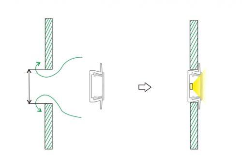 lắp đặt led thanh nhôm định hình tại hà nội 04